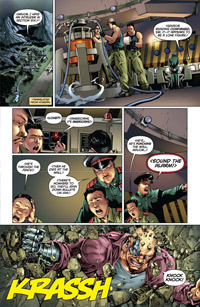 tfaw_bionic3p5_thumb TFAW Interviews: Dynamite's Phil Hester and Jonathan Lau