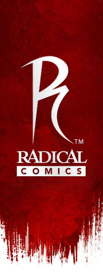 radical Radical Publishing joins SDCC Autograph Card/CBLDF Auction Event