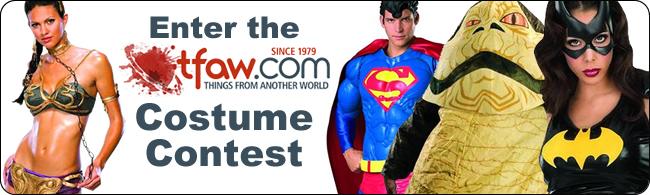 Costume2 TFAW.com Costume Contest '09