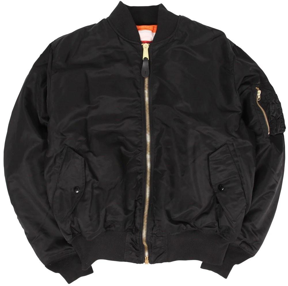 Alpha Industries Ma 1 Bloodchit Jacket