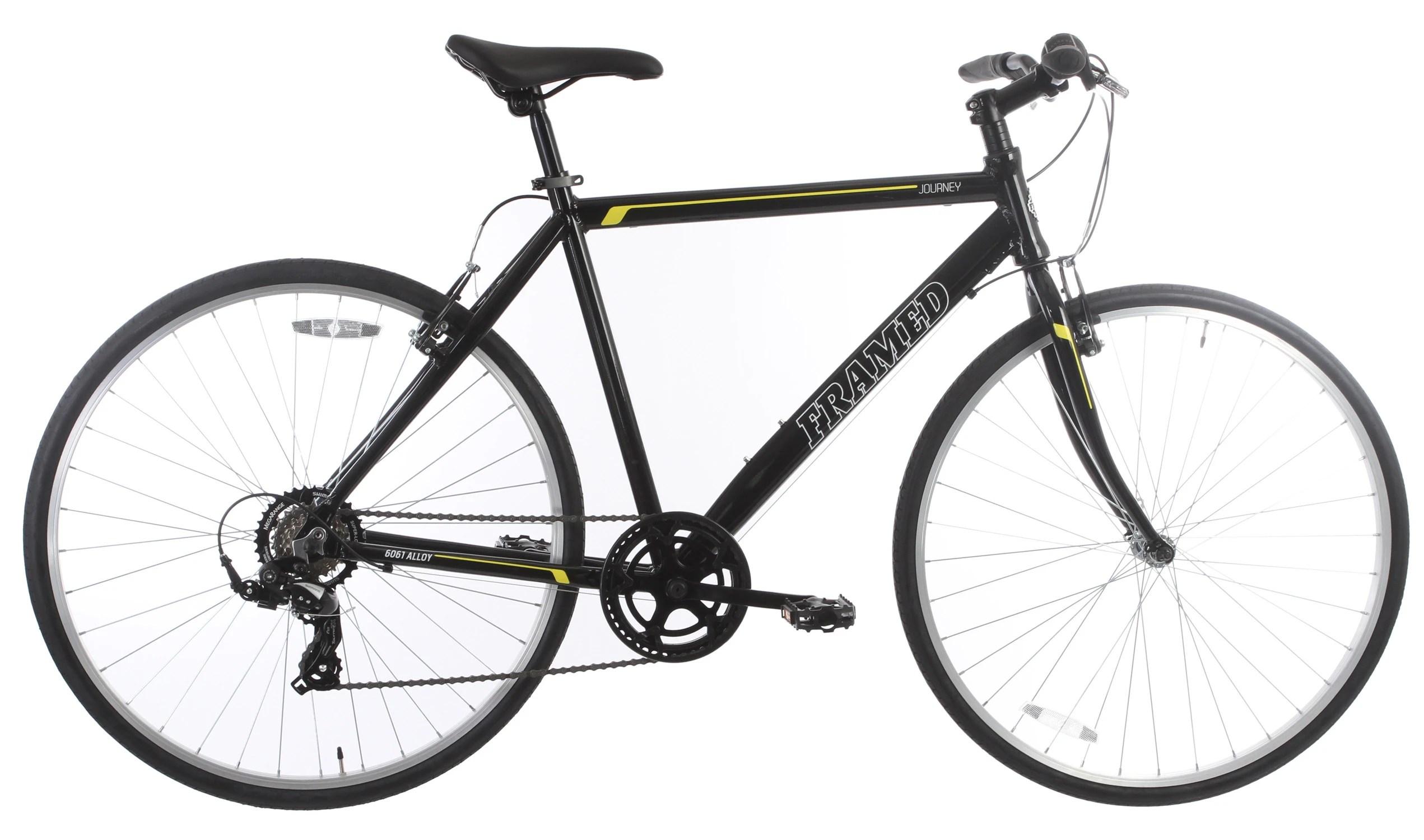Framed Journey Bike