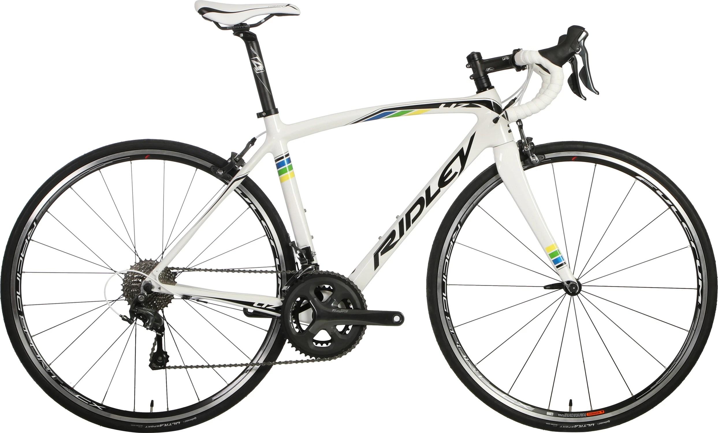 Ridley Liz C Tiagra 01cs Bike