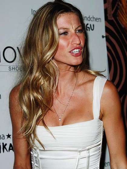 gisele bundchen annoys millions of women by trying to subject their breast to the law