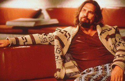 Take 'er easy  ... Jeff Bridges' Dude inspires followers around the world.