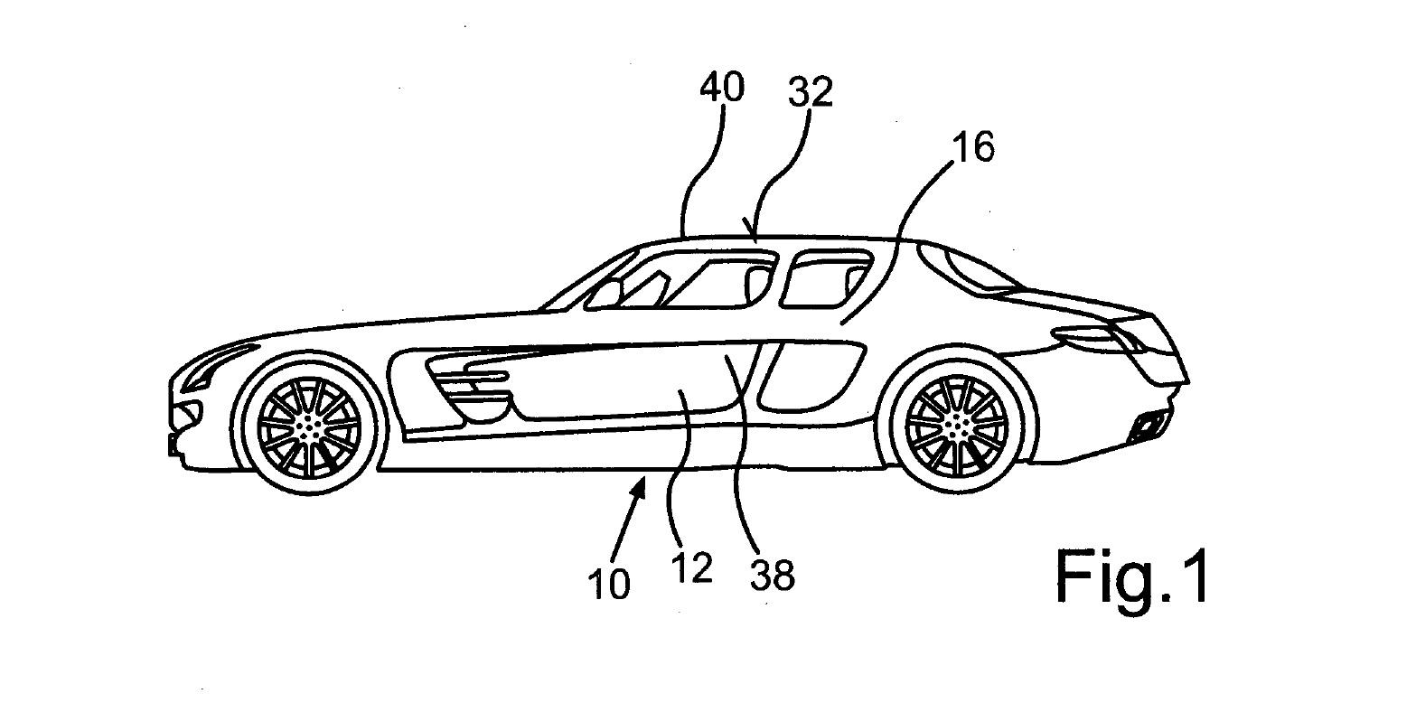 Four Door Mercedes Benz Sls Amg Patent Documents