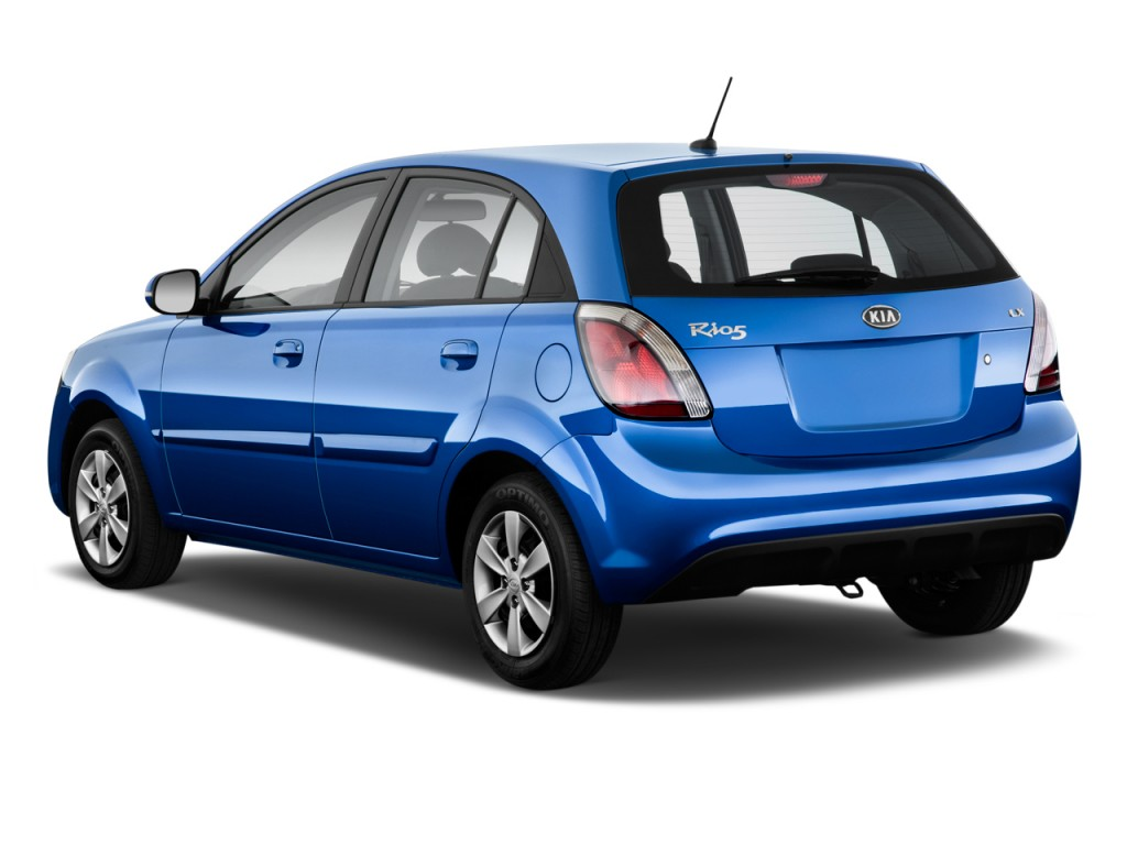 2010 Kia Rio Pictures Photos Gallery Motorauthority