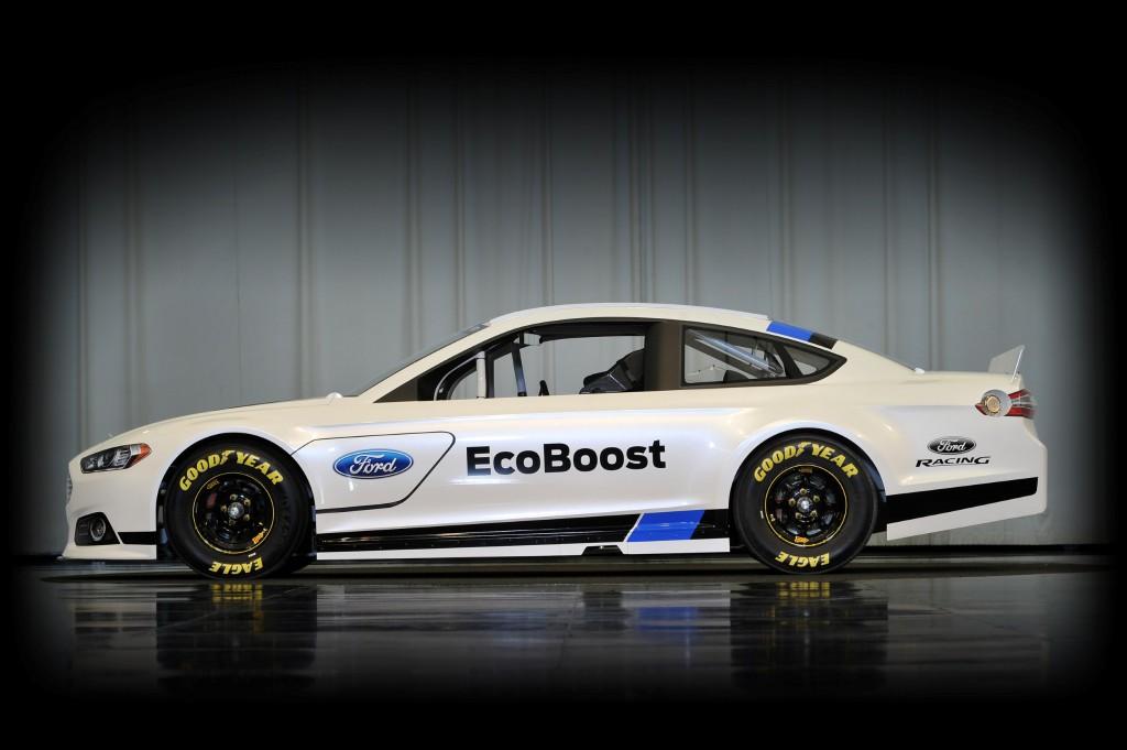 2013 Ford Nascar Race Cars
