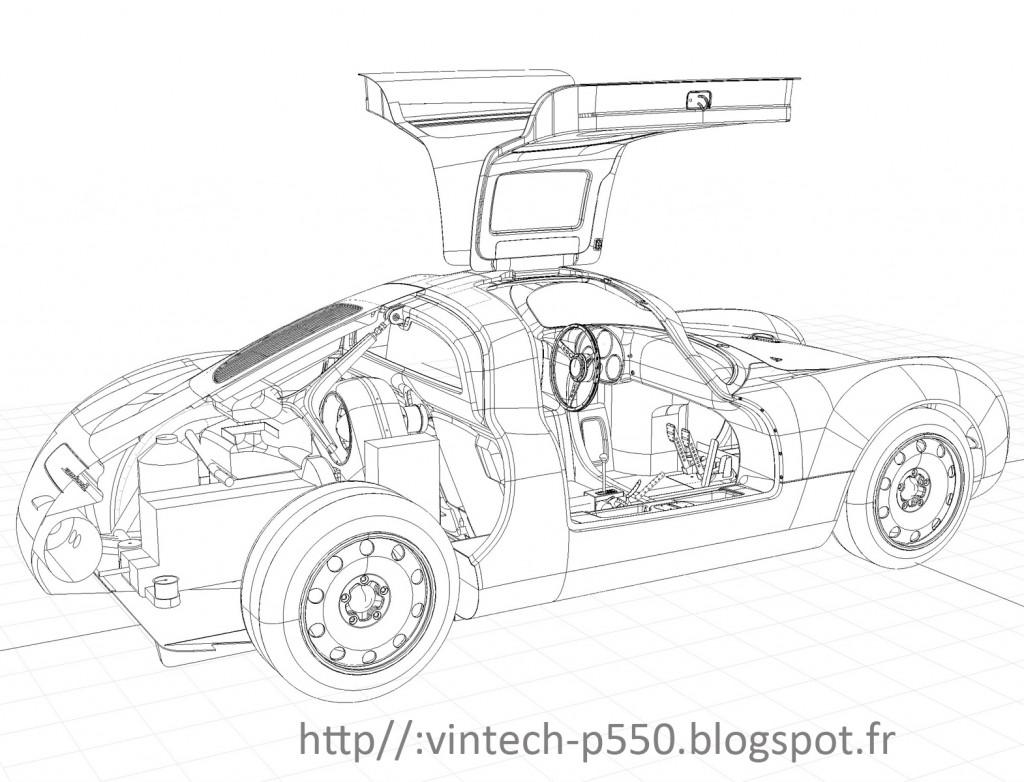 Vintech To Debut Porsche 550 Tribute At Pebble Beach