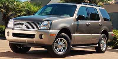 2002 Mercury Mountaineer Page 1 Review The Car Connection