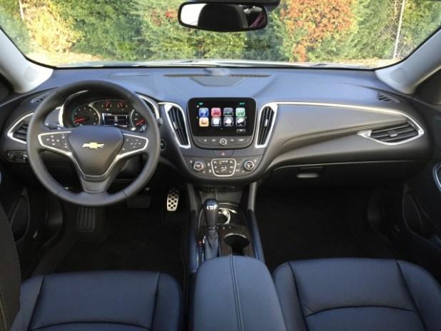 2016 Chevrolet Malibu - First Drive - Palo Alto, CA
