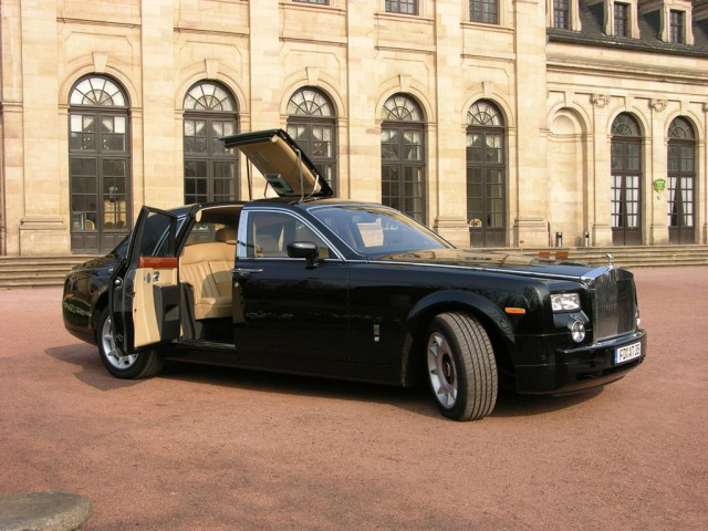 EDAG Rolls Royce Phantom Takes Pride In Comfort Gallery 1