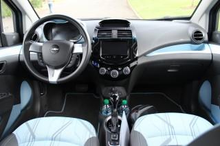 2014 Chevrolet Spark EV   First Drive, Portland, July 2013