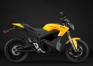 2014 Zero S electric motorcycle