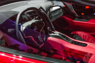 2016 Acura NSX live photos, 2015 Detroit Auto Show
