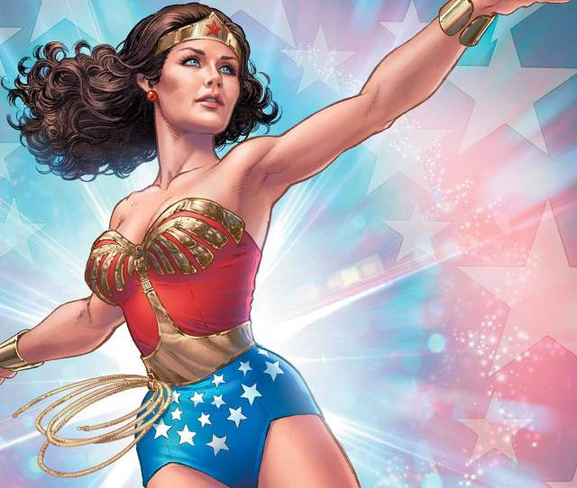 The Original Wonder Woman Was A Feminist Icon Dc Comics Author Provided No Reuse