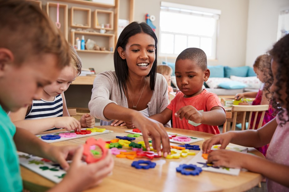 Why Your Child S Preschool Teacher Should Have A College Degree