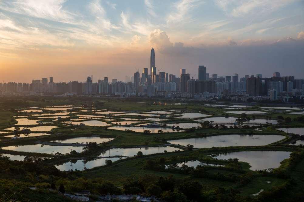 Xiong An Xi Jinping S New City Making Machine Turned On