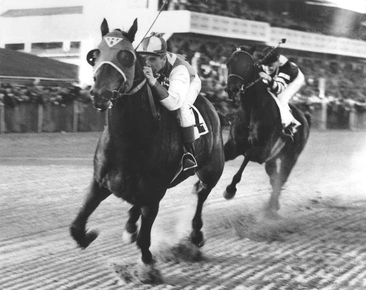 Eighty years ago, Seabiscuit trounced Triple Crown winner War Admiral.AP Photo