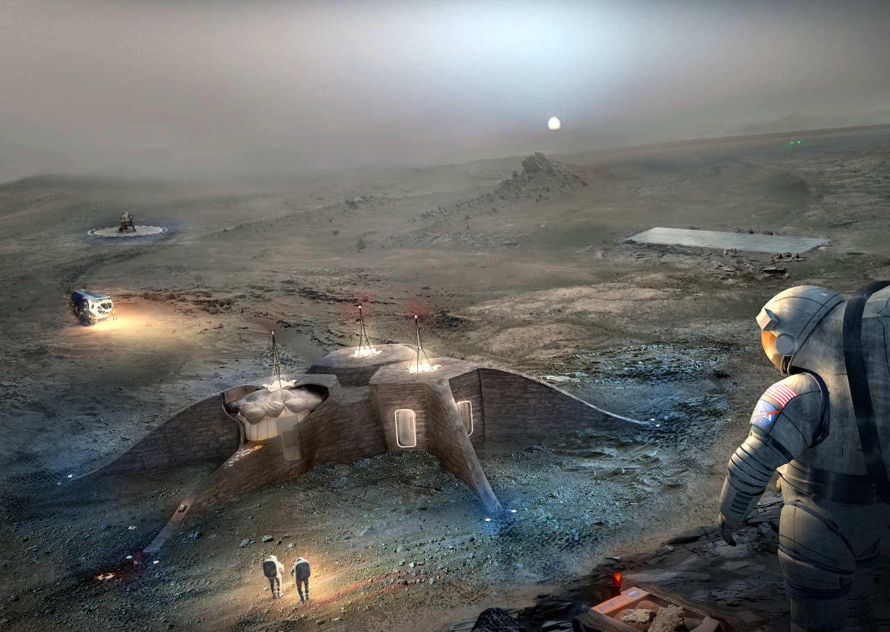 How realistic are China's plans to build a research station on the Moon? 1