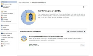 Facebook wants to combat fake news with ID checks: with 'grave