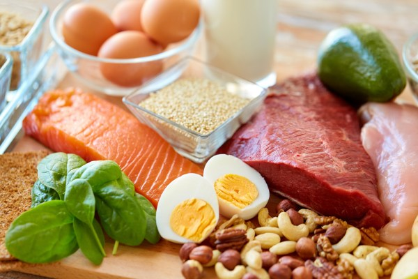 How to be healthy? Eat good protein