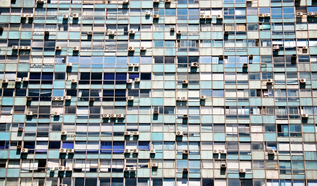 How to keep buildings cool without air conditioning