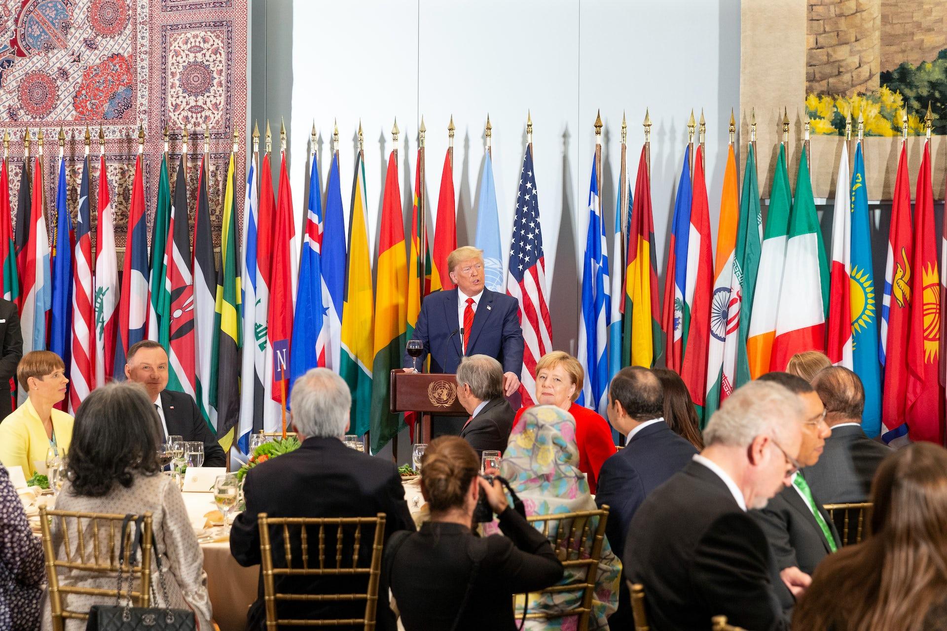 Políticas comerciales erróneas, impactos ambientales beneficiosos