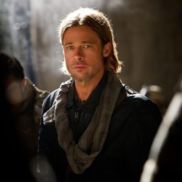 World War Z frames the terror of 'loss of self' and the threat of a mass pandemic