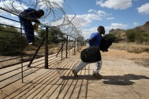 Why South Africa's new plan to fortify its borders won't stop irregular migration