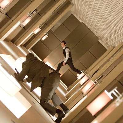 The great movie scenes: Inception's mindbending Paris scene