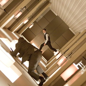 The great movie scenes: Inception's mindbending Paris scene