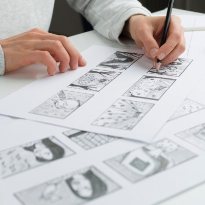 what is storyboarding for film?