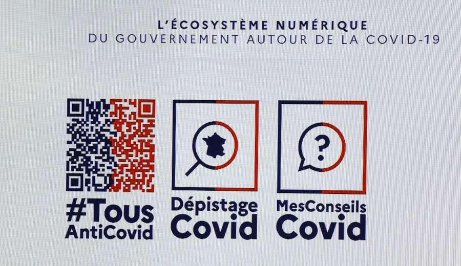 La nueva aplicación de rastreo de contactos de Francia TousAntiCovid
