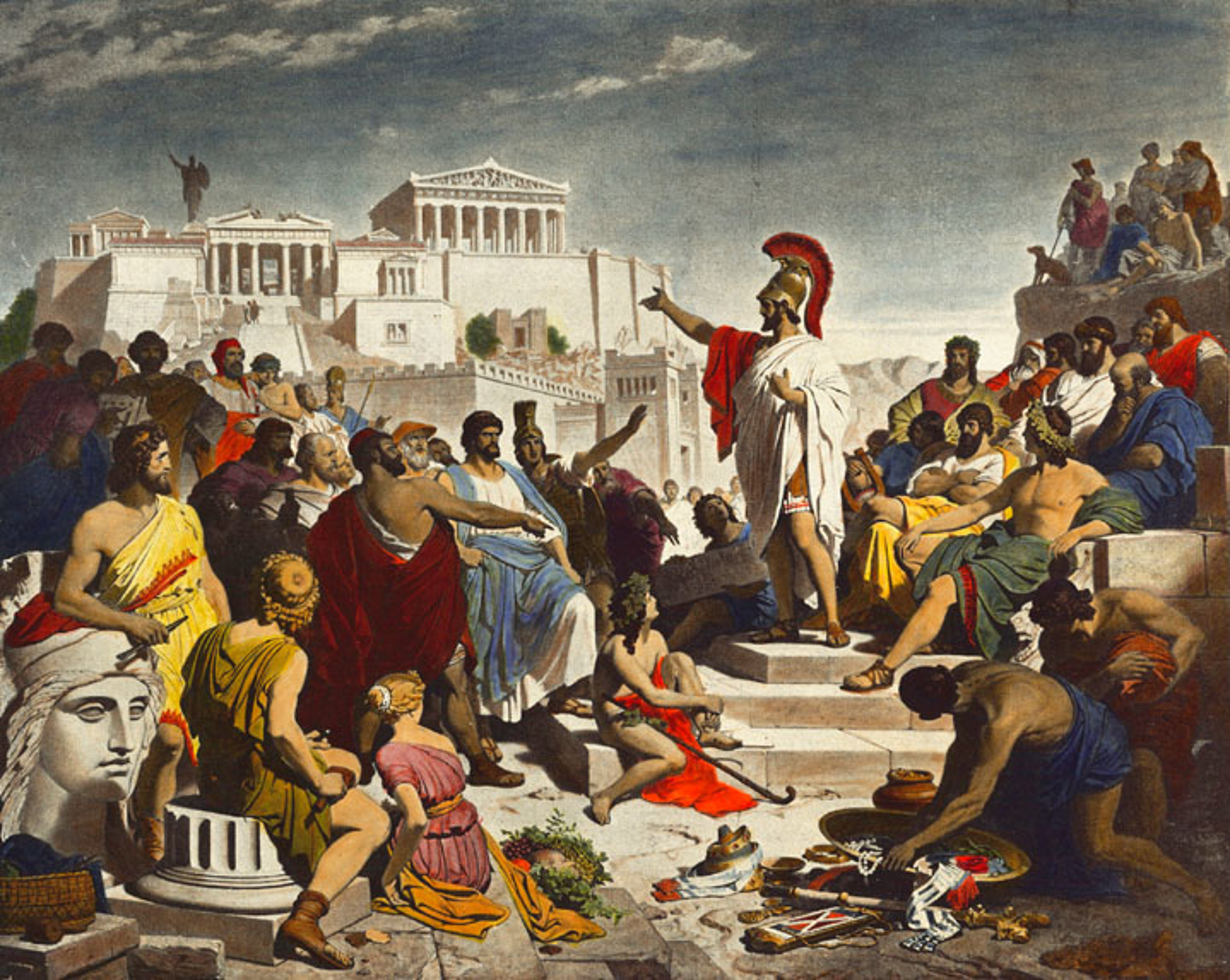 Oraison funèbre de Périclès