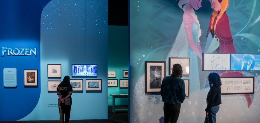From Mickey to Moana — Disney treasures at ACMI tell the story of animation's evolution over almost a century