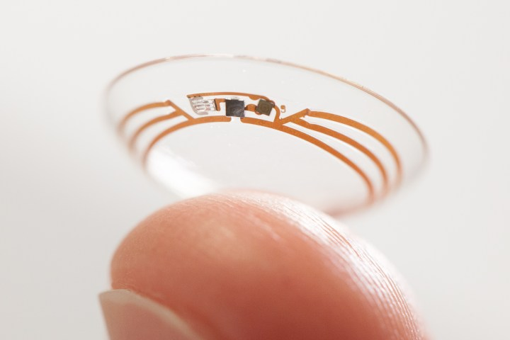 Image result for Glucose-tracking smart contact lens is comfortable enough to wear