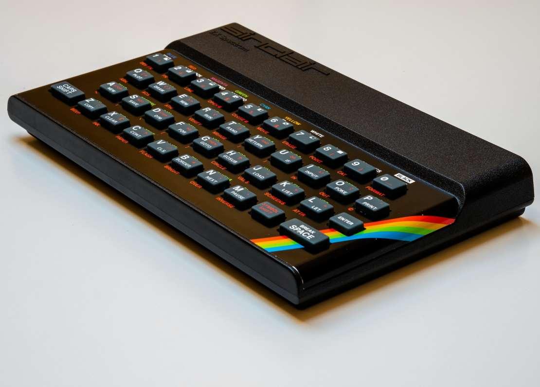 Sinclair's ZX Spectrum computer