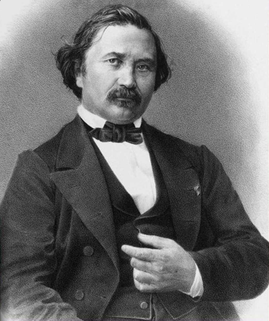 French mathematician Joseph Bertrand.