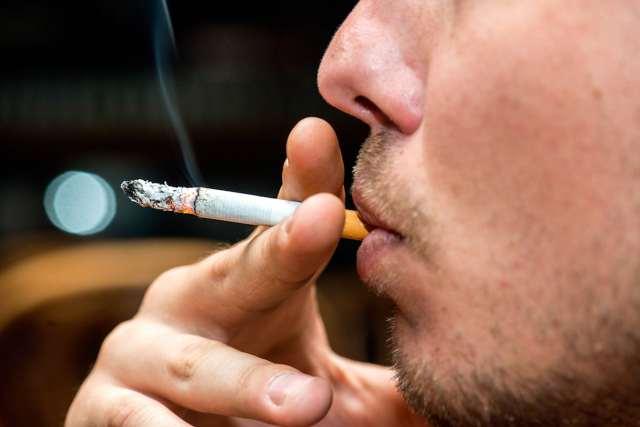 Make Cigarettes Less Palatable