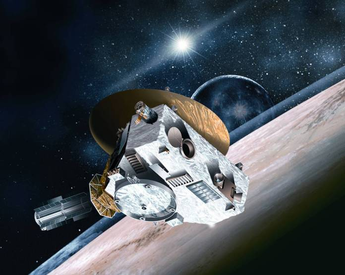 New Horizons is an old spacecraft – but it will transform our knowledge of  Pluto