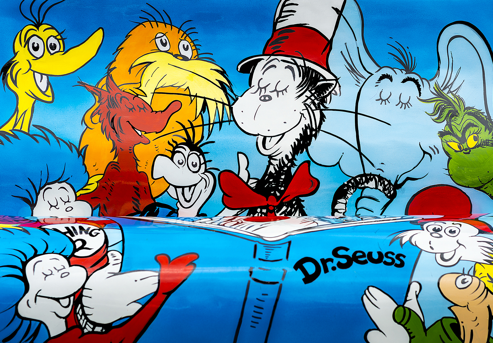 In Dr Seuss Children S Books A Commitment To Social Justice That Remains Relevant Today