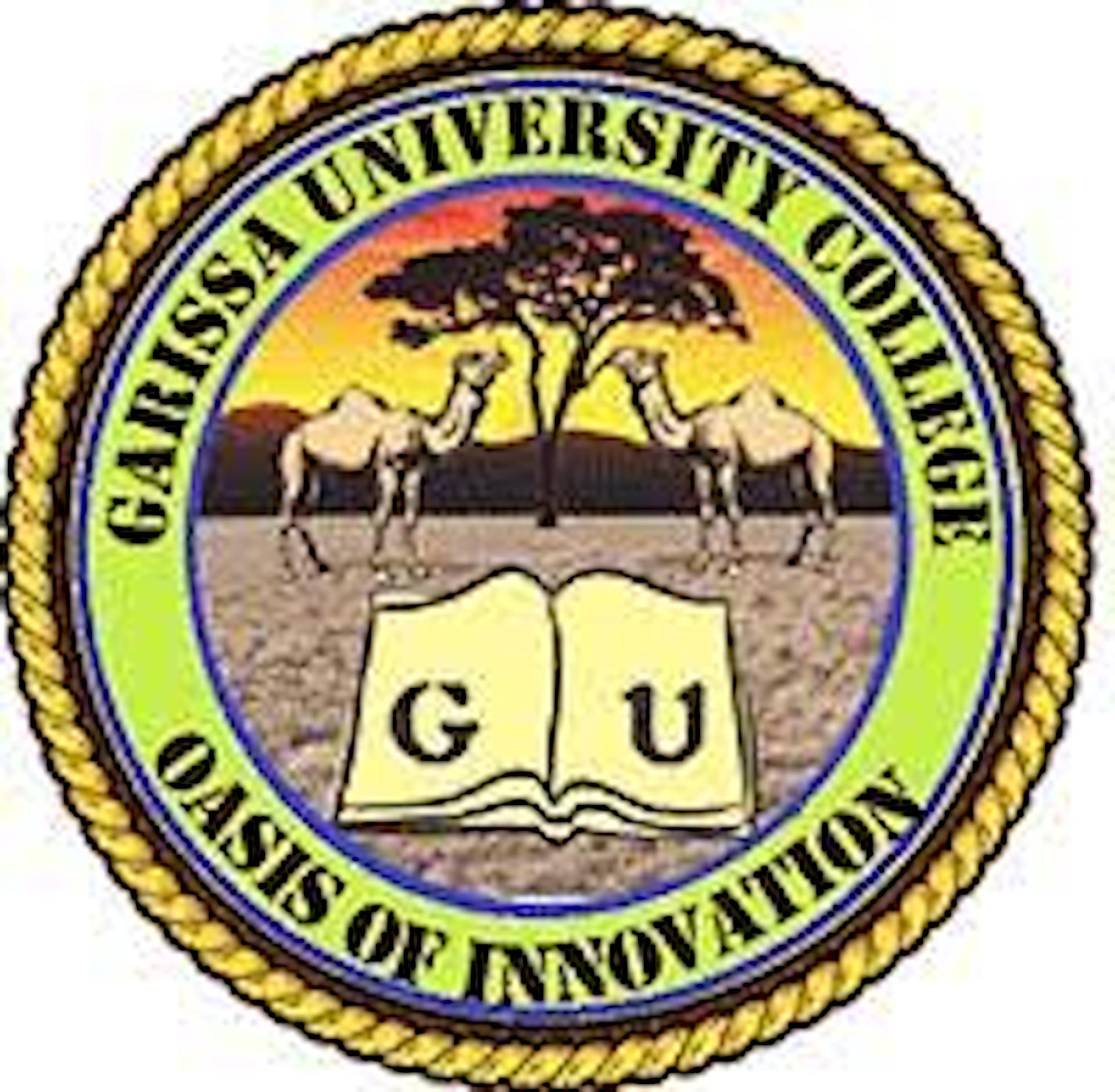 Image result for Garissa University College logo