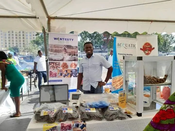 The event aims to promote farmed catfish and tilapia consumption in West Africa