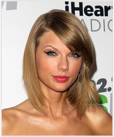 New Taylor Swift Hairstyles