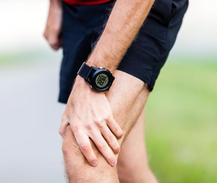 Running, jogging, hiking, and walking may be too much when exercising with nerve damage.