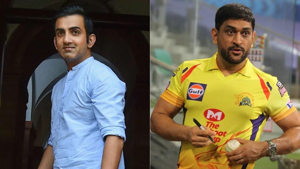 "Gautam Gambhir Comments on MS Dhoni's Decision to Bat at No 7, Says Makes No Sense to Me"""