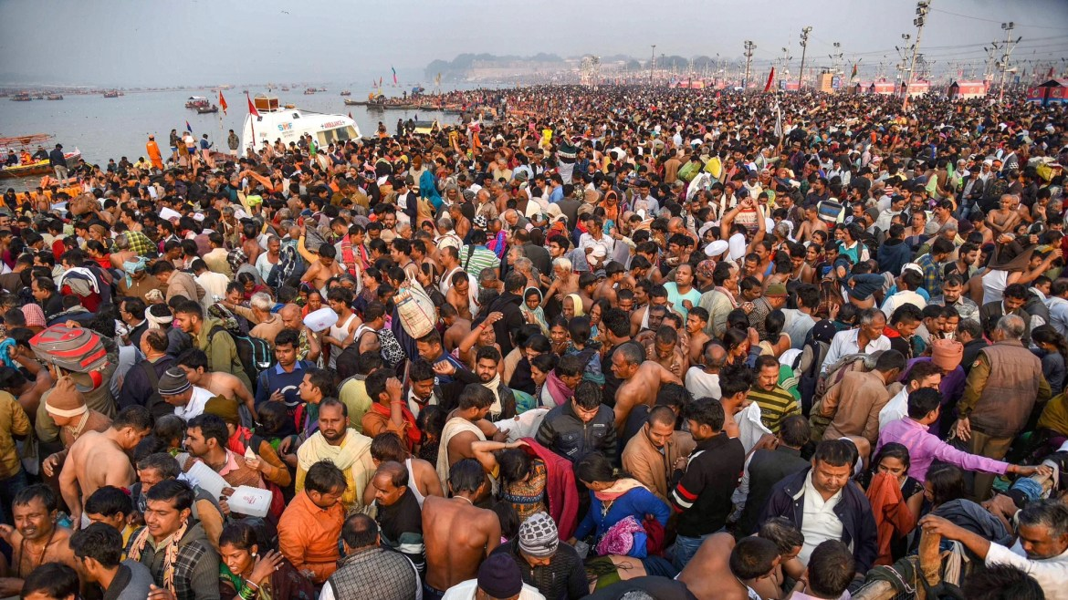 Maha Kumbh 2021 hotspot for Covid-19 2nd wave - the ostrich syndrome