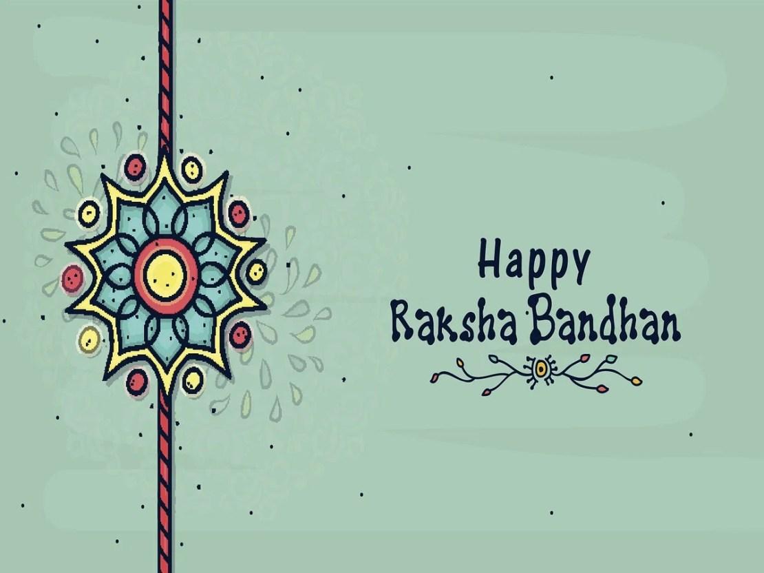 Happy Raksha Bandhan 2021 Wishes, Images, Quotes in Hindi, English: Rakhi Greeting Cards, Status For Whatsapp, Facebook, Instagram