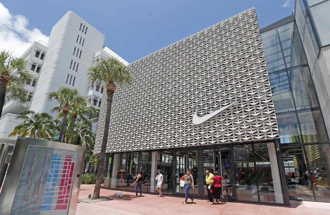 nike - The 'business benefits' of going green