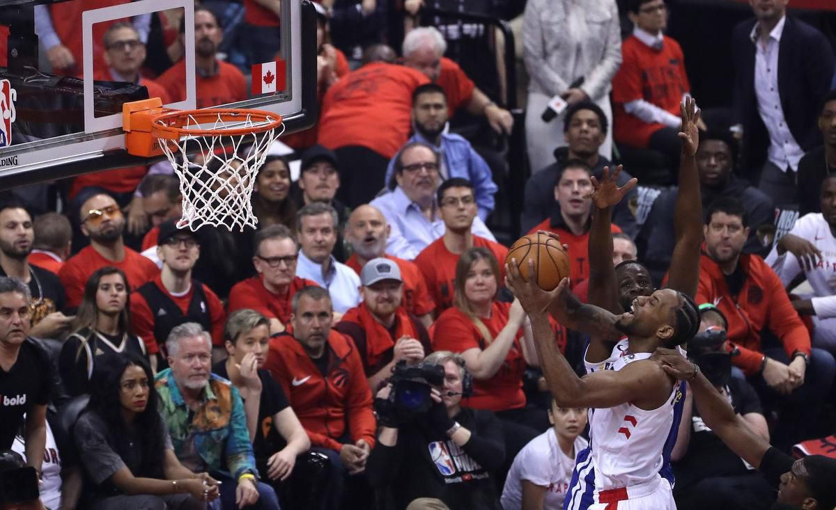 kawhi basket - Raptors build momentum one defining moment at a time